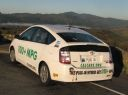 Felix Kramer's plug-in hybrid Prius conversion